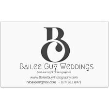 Bailee Guy Weddings